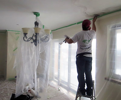 stucco-repair Home Painters Toronto