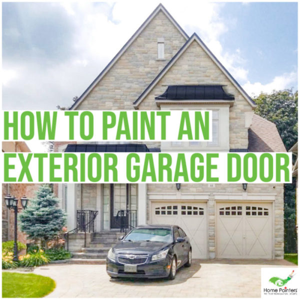 best paint for painting garage door of stone house in toronto, wow one day painting house painters